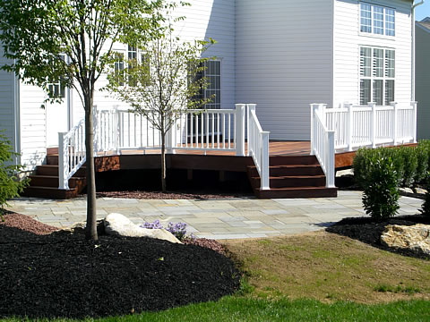 Hardscaping And Landscaping Paverscape Inc Zionsville Pa